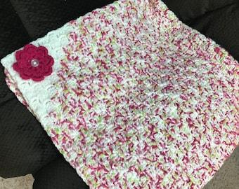 Baby Blanket, Baby Girl, Blanket, Crochet Baby, Crochet Baby Blanket, Crochet Blanket