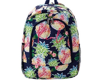adfd28910374 Pineapple backpack | Etsy