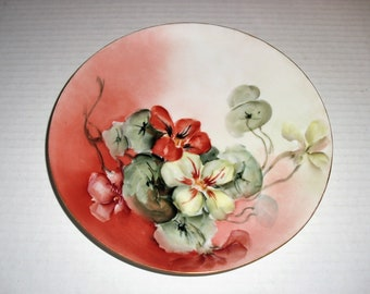 Weimar Germany Porcelain Plate