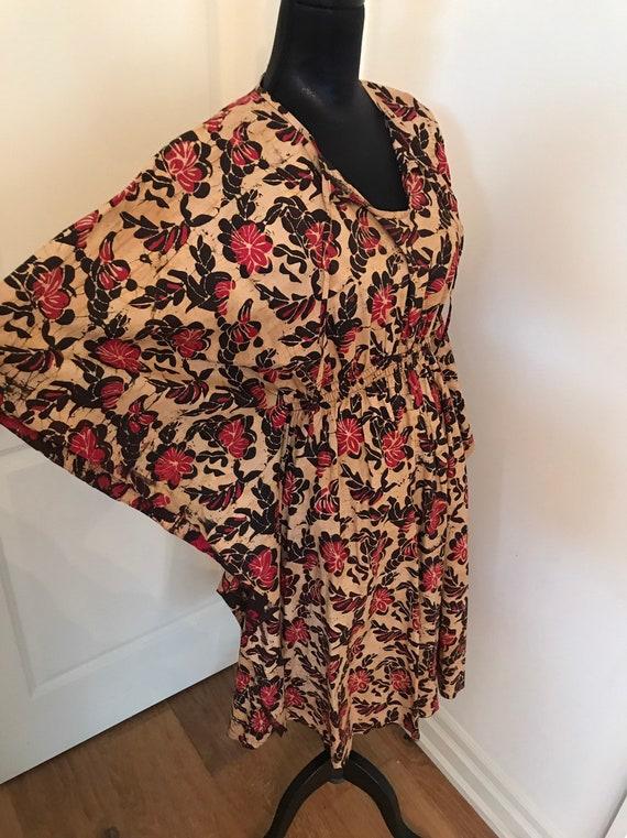 1970's TUNIC BOHO Dress - image 8