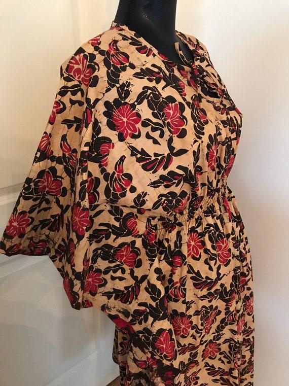 1970's TUNIC BOHO Dress - image 4