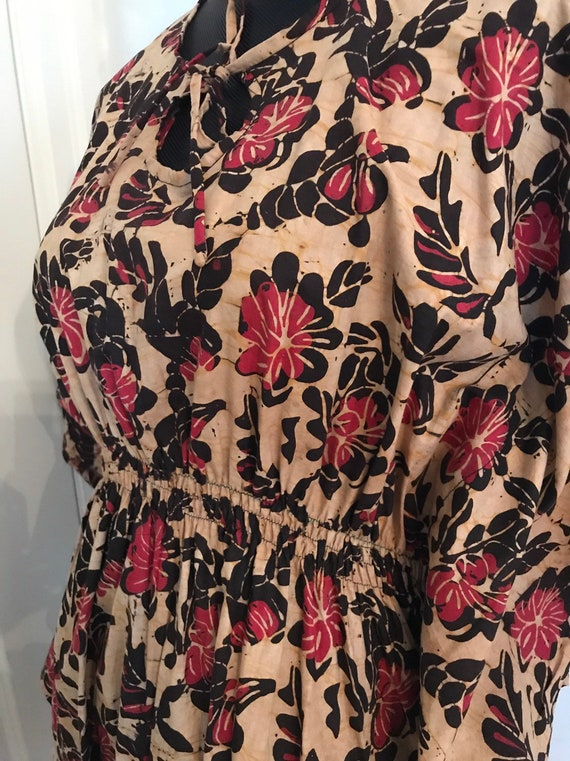 1970's TUNIC BOHO Dress - image 6