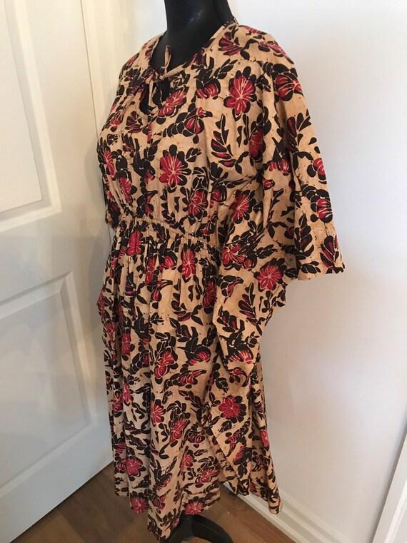 1970's TUNIC BOHO Dress - image 5