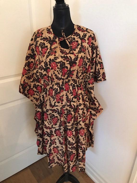 1970's TUNIC BOHO Dress - image 7