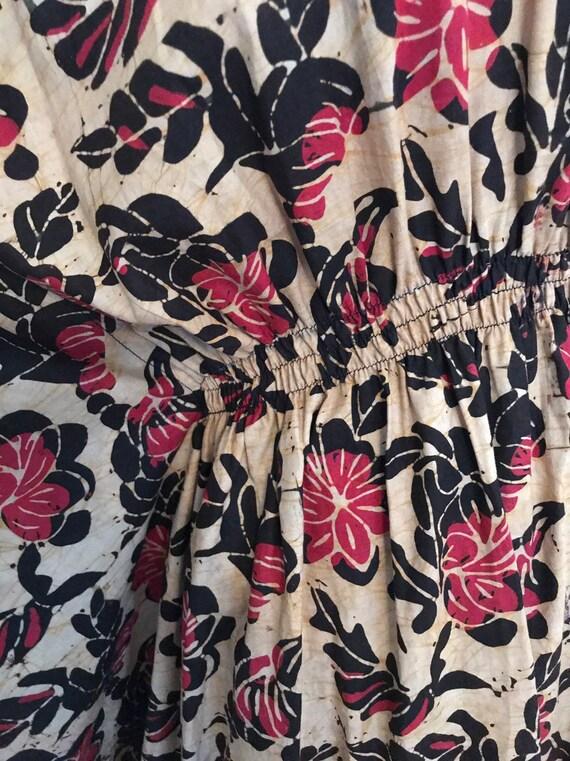 1970's TUNIC BOHO Dress - image 3