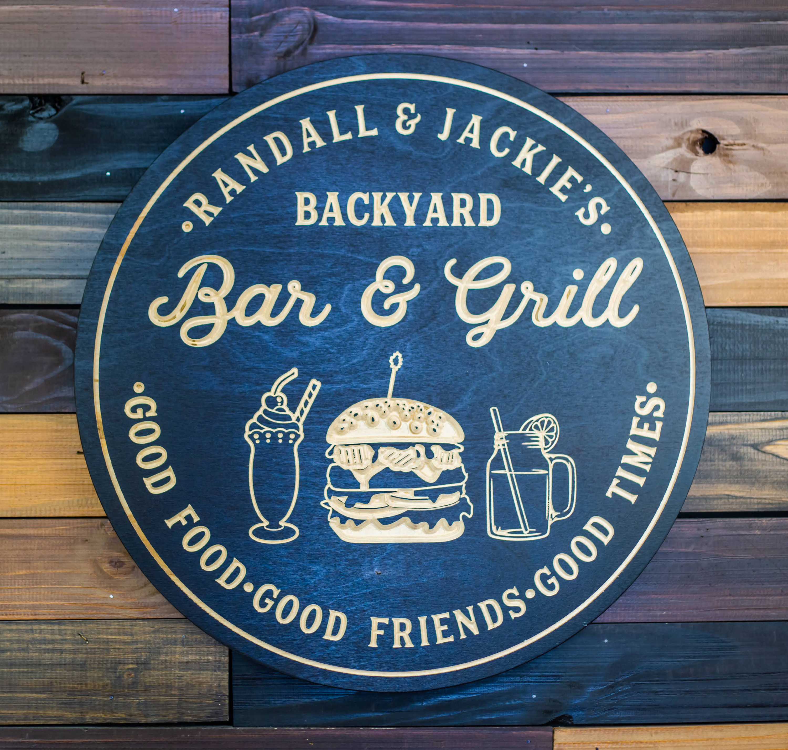 Personalized Company sign,Personalized food truck,custom bar sign,Father/'s day gift-custom pub sign,BBQ sign,Burger Bar sign