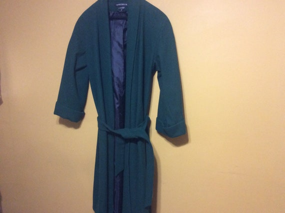 Vintage Donnybrook Wool Coat Made In Russia Size 4