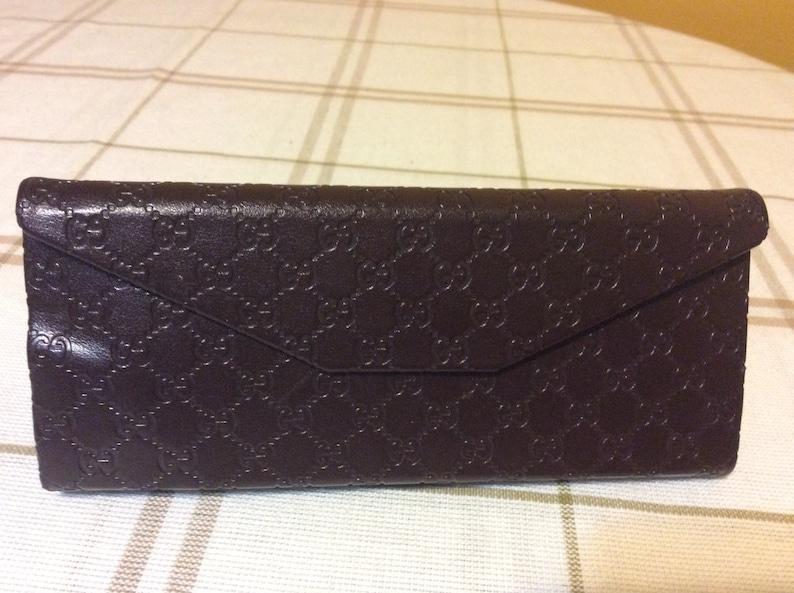 competitive price 9f57b 1d2cc Gucci Tri Fold Sunglass Case