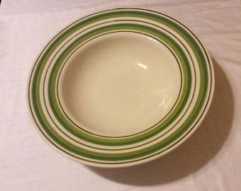 Large Ceramic Serving Pasta Salad Bowl Made in Portugal