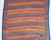 Missoni vintage handkerchief