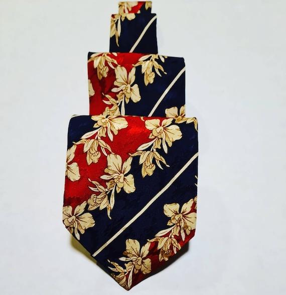 Cacharel vintage tie