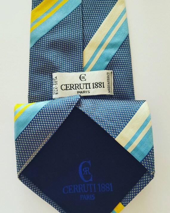 Cerruti 1881 vintage corbatalazo
