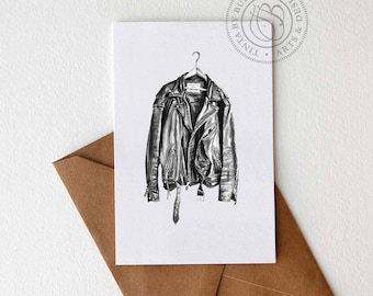 Fashion Sketch Fashion Art Sketch Fashion Illustration Fashion Art Girl Birthday Card Fashion Birthday Minimalist Card Boyfriend Birthday