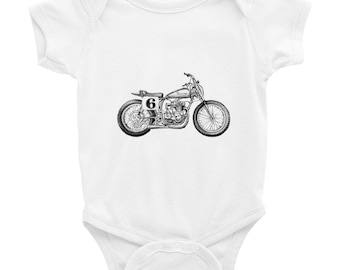 Tintabybulka Motorcycle Onesies Triumph Motorcycle Hipster Onesies Hipster Baby Clothes Trendy Baby Cute Onesies Moto Baby Girl Clothes Moto
