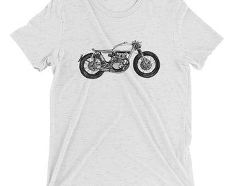 Motorcycle Shirt Motorcycle T Shirt Vintage Motorcycle Honda T Shirt Cafe Racer Honda Art Motorcycle Motorcycle Gifts Bike Shirt Honda Print