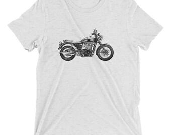 Triumph Motorcycle Triumph Triumph T Shirt Triumph Bonneville Motorcycle Shirt Motorcycle Gift T-shirts Biker Shirt Motorcycle Art Unisex