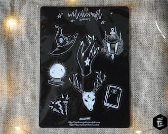 Witchcraft set | Etsy