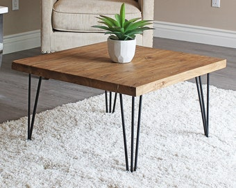 Exceptional Modern Minimalist Coffee Table | Etsy