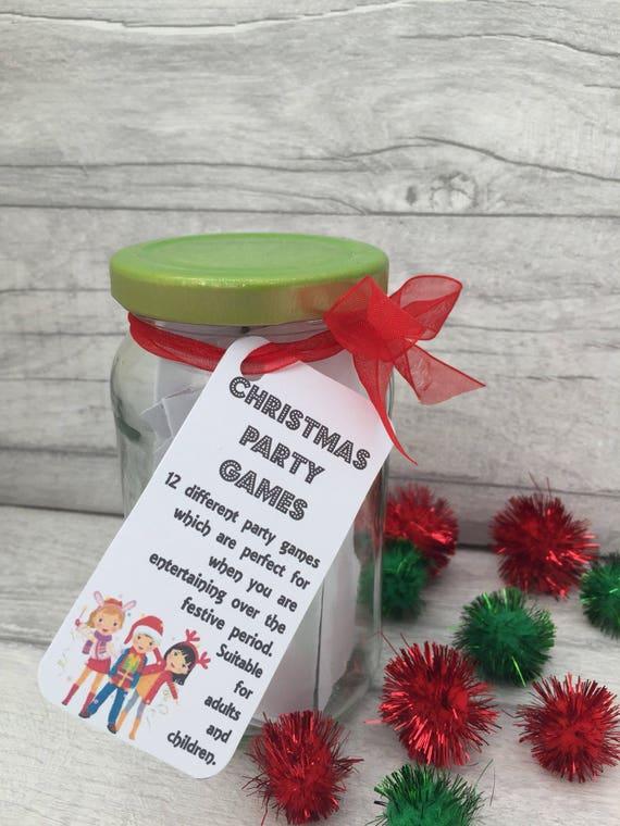 Spiele Weihnachtsfeier.Weihnachtsfeier Spiele Marmelade Verpackt Jar Weihnachten Party Spiele Festliche Strumpf Fullstoff Christmas Party Geschenk Familie