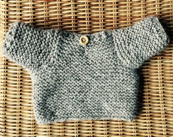 The Zeze doll sweater