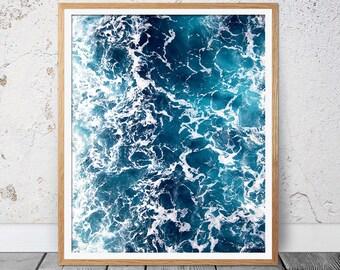 ocean art etsy