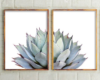 Cactus Print, Set Of 2 Prints, Wall Decor,Modern Home Decor,Botanical,Cactus Art,Cactus Wall Art,Wall Art Prints, Bedroom Wall Art,Australia