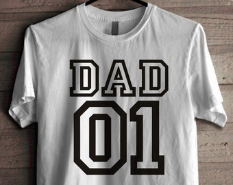Dad T-shirt, Gift for Father, Dad Gift Sweatshirt or Tee Shirt, Mens Graphic Tee