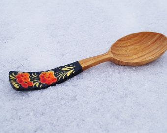 rustic kitchenware melbourne made gifts for her gifts for mum Handmade ceramic spoon rest with wooden spoon set boho gifts white