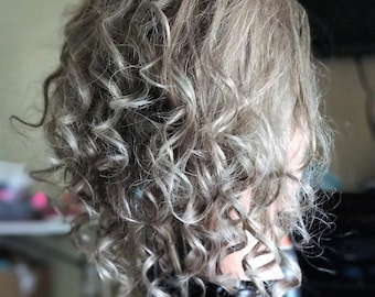 Additional Curled Option
