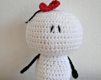 Crochet Bigli Migli Doll Girl