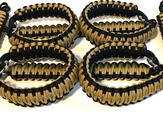 Jeep King Cobra Paracord Grab Handles Set