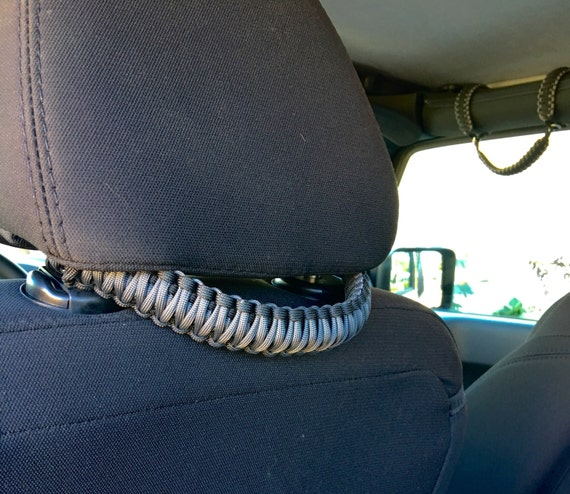 Jeep King Cobra Backseat Grab Handles