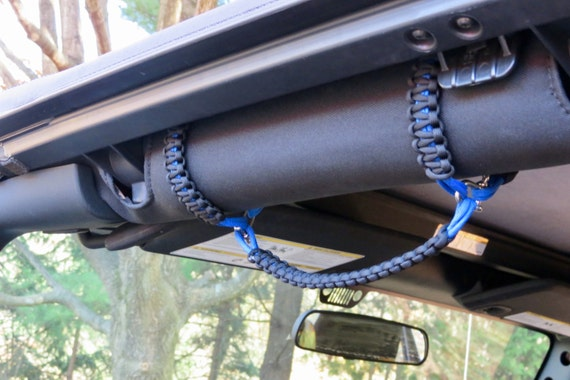 NEW *****Jeep Cobra Paracord Grab Handles