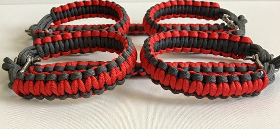 Jeep Cobra Paracord Grab Handles