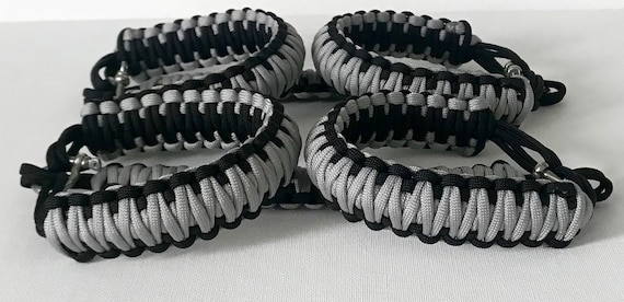 Jeep King Cobra Paracord Grab Handle Set of 4