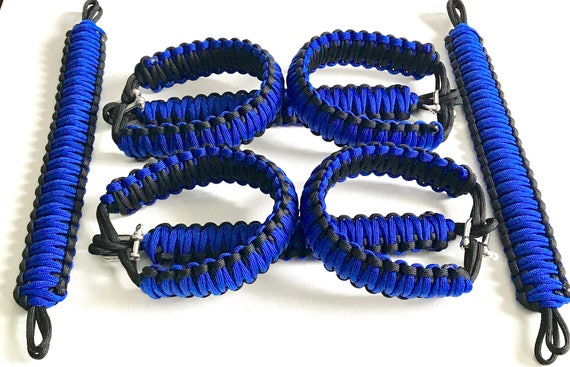 Jeep King Cobra Paracord Grab Handle Set
