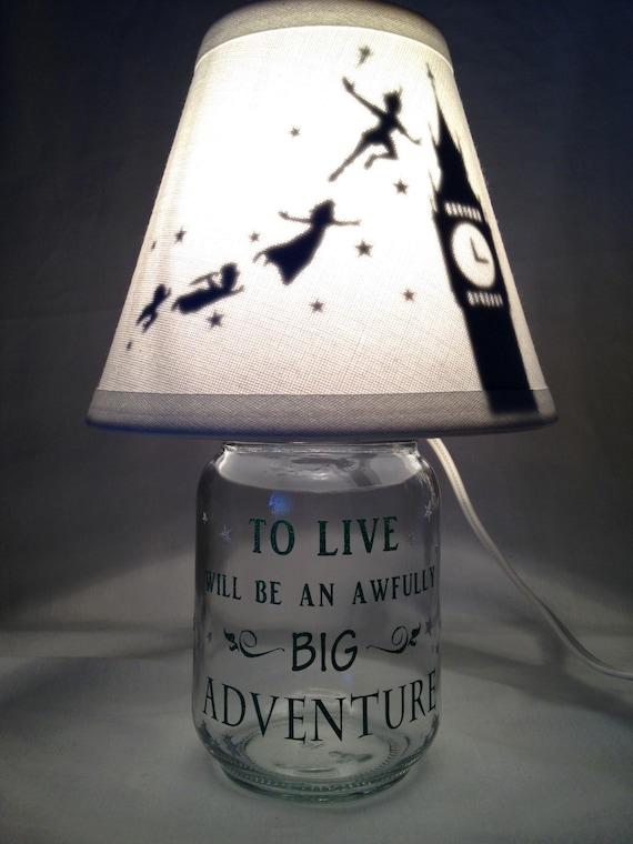 Montreal Expos influenced night light Any Team Mason jar small lamp