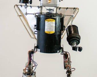 BAlDOR! the super robot!
