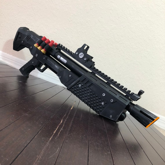 Heavy Shotgun Legendary Battle Royale 3D Printed Prop Toy