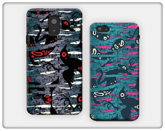 Forest Creatures Cases (iPhone, Samsung Galaxy)