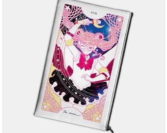 Sailor Moon Tarot Pencil Bags