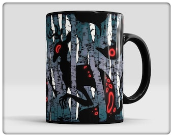 Forest Creatures Mugs