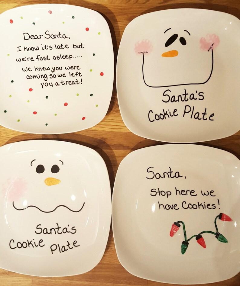 Cookies for Santa Kits,Christmas,Treats,Santa/'s Milk,Reindeer Treats,Cookie Cutters,Snowman,Night before Christmas,Cookie plate,