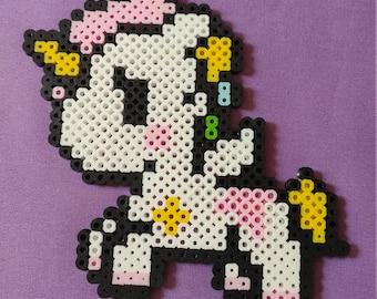 Unicorn Head Perler Bead Pattern Perler Beab S T