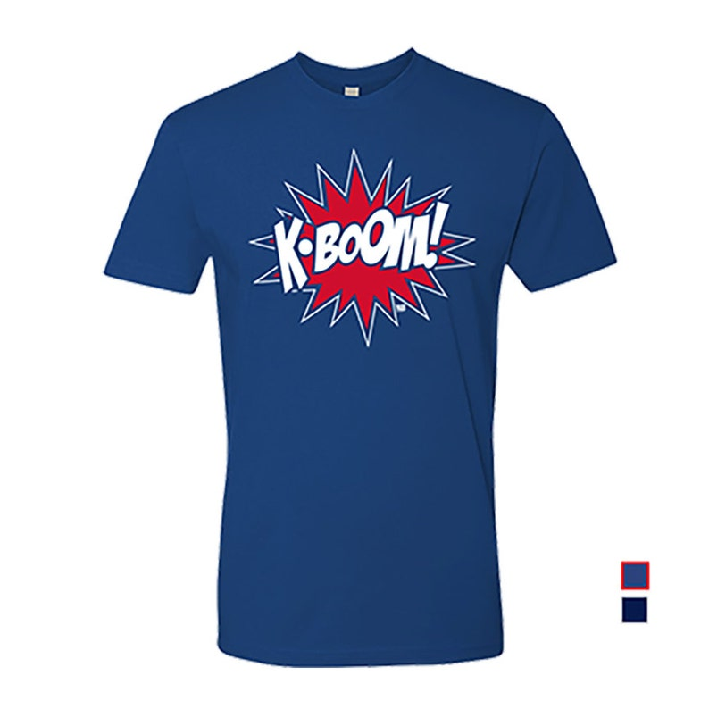 new concept 942be cabd4 KBOOM - Kris Bryant - Chicago Cubs Shirt