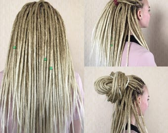 Synthetic Dreads Etsy