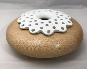 Maple and lace Bowl