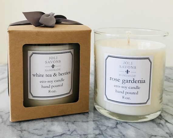 Eco-Soy Candles