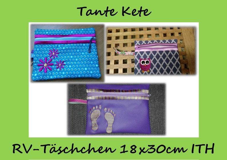 RV Bag ith 18 x 30 cm image 0