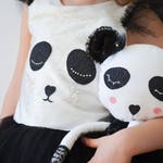 Panda doll / Rag doll